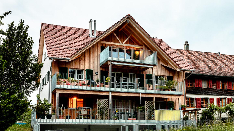 Mehrfamilienhaus Mettendorf