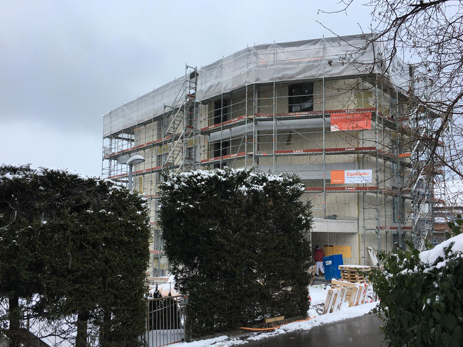 Wannenstrasse Thalwil